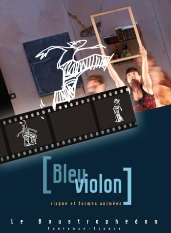 Bleu Violon © Bob Mauranne-Patrice Amoyel